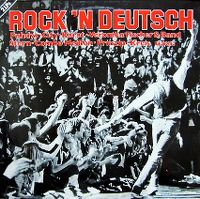 Cover  - Rock'n Deutsch