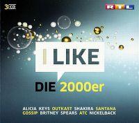 Cover  - RTL - I Like die 2000er
