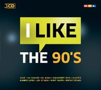 Cover  - RTL - I Like The 90's