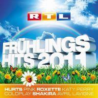 Cover  - RTL Frühlings Hits 2011