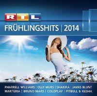 Cover  - RTL Frühlingshits | 2014