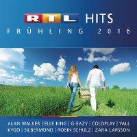 Cover  - RTL Hits - Frühling 2016