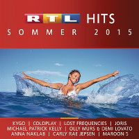 Cover  - RTL Hits - Sommer 2015
