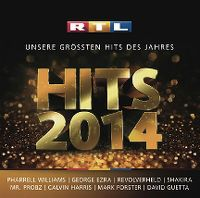 Cover  - RTL Hits 2014 - Unsere grössten Hits des Jahres