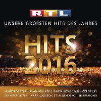 Cover  - RTL Hits 2016 - Unsere grössten Hits des Jahres