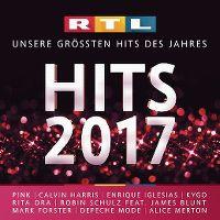Cover  - RTL Hits 2017 - Unsere grössten Hits des Jahres