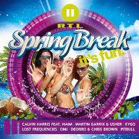 Cover  - RTL II Spring Break - It's Fun.