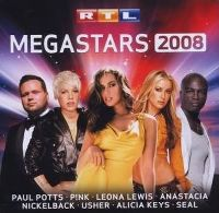 Cover  - RTL Megastars 2008