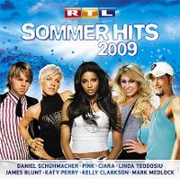 Cover  - RTL Sommer Hits 2009