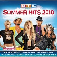 Cover  - RTL Sommer Hits 2010