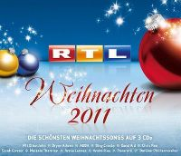 Cover  - RTL Weihnachten 2011