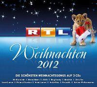 Cover  - RTL Weihnachten 2012