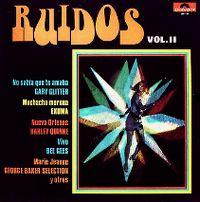 Cover  - Ruidos Vol. II