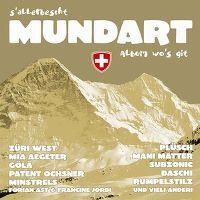 Cover  - s'allerbescht Mundart Album wo's git