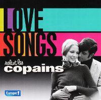 Cover  - Salut les copains - Love Songs