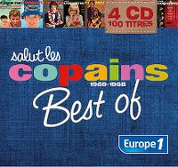 Cover  - Salut les copains: 1959-1968 - Best of
