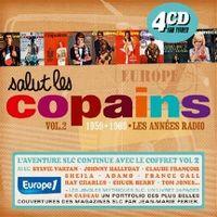 Cover  - Salut les copains vol. 2: 1959-1969 - Les années radio