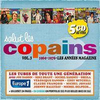 Cover  - Salut les copains vol. 3: 1969-1976 - Les années magazine