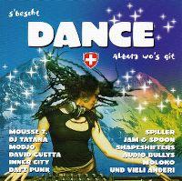 Cover  - s'bescht Dance Album wo's git