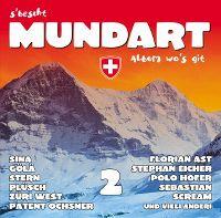 Cover  - s'bescht Mundart Album wo's git 2
