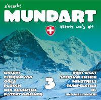Cover  - s'bescht Mundart Album wo's git 3
