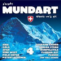 Cover  - s'bescht Mundart Album wo's git 4