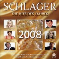 Cover  - Schlager - Die Hits des Jahres 2008