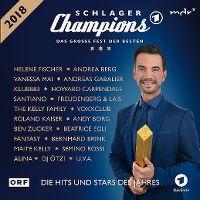 Cover  - Schlager Champions - Das grosse Fest der Besten - 2018