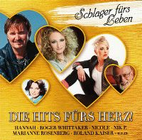 Cover  - Schlager fürs Leben - Die Hits fürs Herz!
