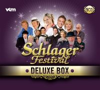 Cover  - Schlagerfestival - Deluxe Box