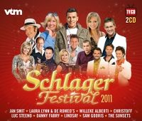 Cover  - Schlagerfestival 2011