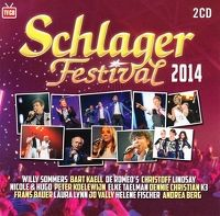 Cover  - Schlagerfestival 2014