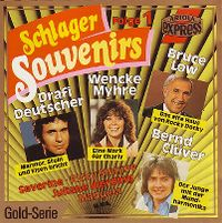 Cover  - Schlagersouvenirs Folge 1