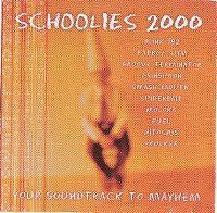 Cover  - Schoolies 2000: Your Soundtrack To Mayhem