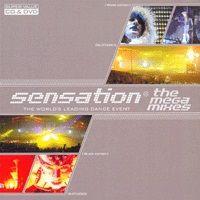 Cover  - Sensation 2003 - The Mega Mixes