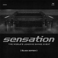 Cover  - Sensation The World's Leading Dance Event Black Edition 2002