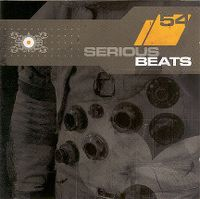 Cover  - Serious Beats 54