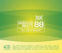 Cover  - Serious Beats 88