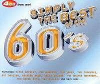 Cover  - Simply The Best Of The 60's