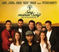 Cover  - Sing meinen Song - Das Tauschkonzert - Volume 2