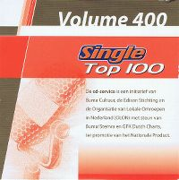 Cover  - Single Top 100 - Volume 400