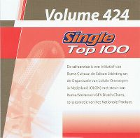 Cover  - Single Top 100 - Volume 424