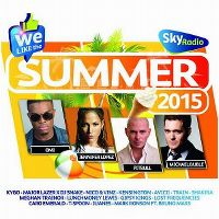 Cover  - Sky Radio Summer 2015