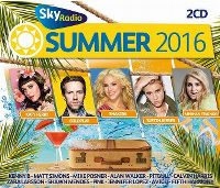Cover  - Sky Radio Summer 2016