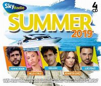 Cover  - Sky Radio Summer 2019