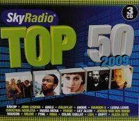 Cover  - Sky Radio Top 50 - 2009