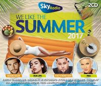 Cover  - Sky Radio We Like The Summer 2017