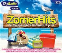 Cover  - Sky Radio Zomer hits - De zonnigste hits uit de zomerhit top 101
