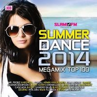 Cover  - Slam! FM Presents Summer Dance 2014 Megamix Top 100