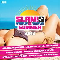 Cover  - Slam! Is Summer 2013